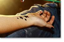 Was ist eigentlich ein Airbrush-Tattoo?